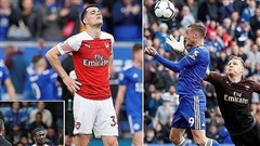 Thua nặng Leicester, Arsenal rời xa Top 4 Premier League