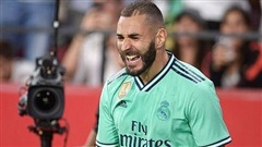 Benzema bừng sáng, Real Madrid thắng giải tỏa