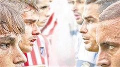 Trực tiếp Atletico vs Real Madrid: Nghẹt thở derby