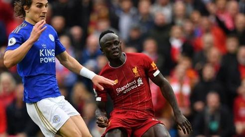 Liverpool thắng nghẹt thở Leicester 2-1