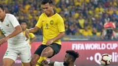 Video bàn thắng Malaysia vs Indonesia