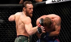 Conor McGregor tái xuất, knock-out đối thủ chỉ sau 40 giây