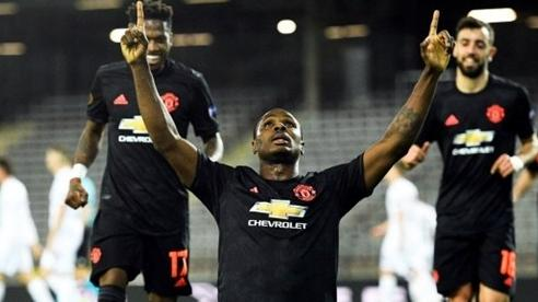 Manchester United sẽ phải chia tay với Odion Ighalo