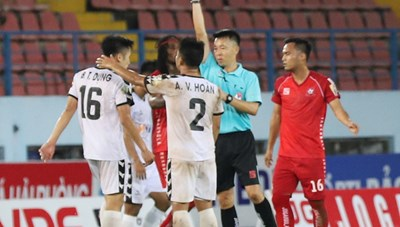 V.League cần VAR