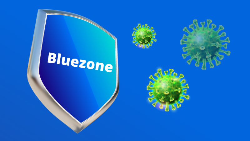 Ứng dụng Bluezone