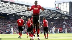 Man United may mắn thắng West Ham 2-1